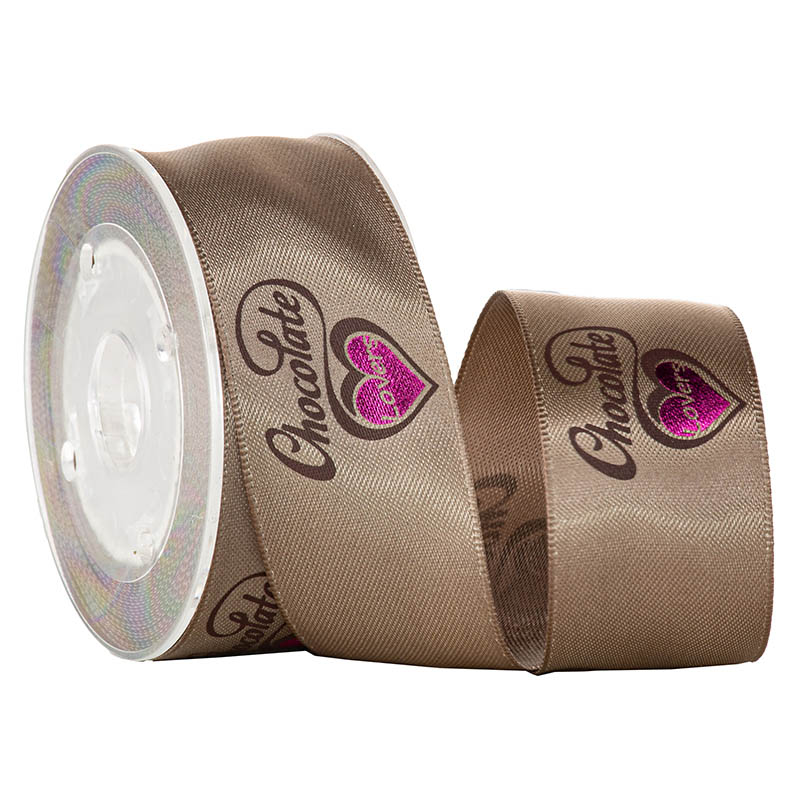 Chocolate Packaging ribbon