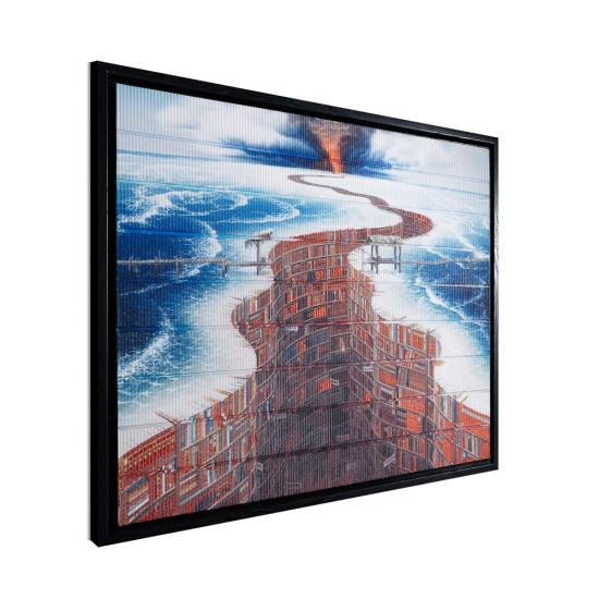 surrealism picture home decor