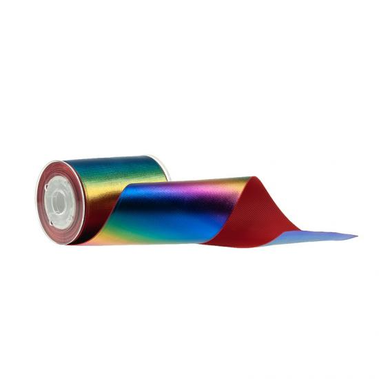 rainbow grosgrain ribbon