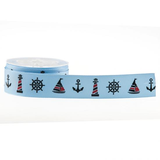 Two colors printing ribbon